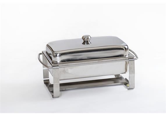 Chafing-dish (ohne Brennmittel)