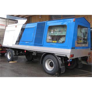 Generator 300kva exkl. Betriebsstoff