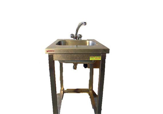 Handwaschgelegenheit (o. Boiler)