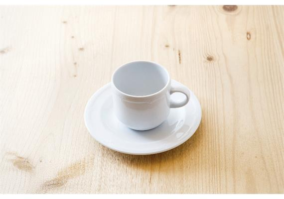 Kaffeetasse inkl. Unterteller Minoa (48/Einheit)