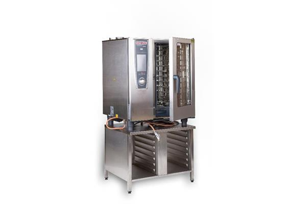 Steamer Rational SCC WE 101 10x1/1 GAS