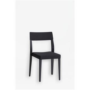 Stuhl schwarz (ohne Armlehne)