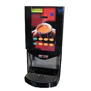 Kaffeemaschine Pulver