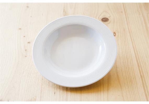Teller Suppe Tosca 22cm (40/Einheit)