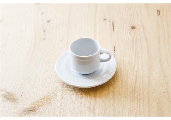 Espressotasse inkl. Unterteller Minoa
