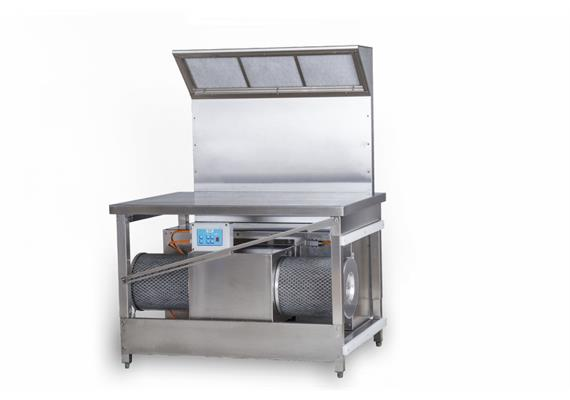 Frontcooking System