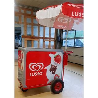 Glacewagen Lusso