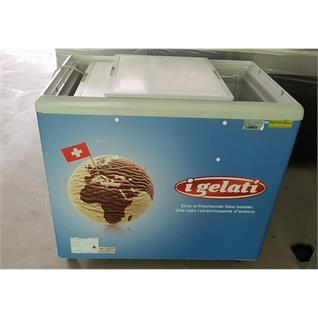 Tiefkühltruhe i gelati 215 Lt. fahrbar