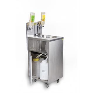 Handwaschgelegenheit TdS inkl. Boiler (ohne Wasseranschluss)