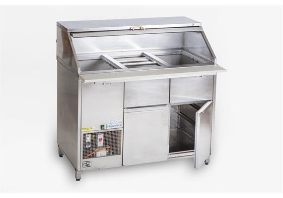 Kühlbuffet/Saladette