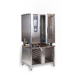 Steamer Rational SCC WE 101 10x1/1 GAS (ohne Gas)