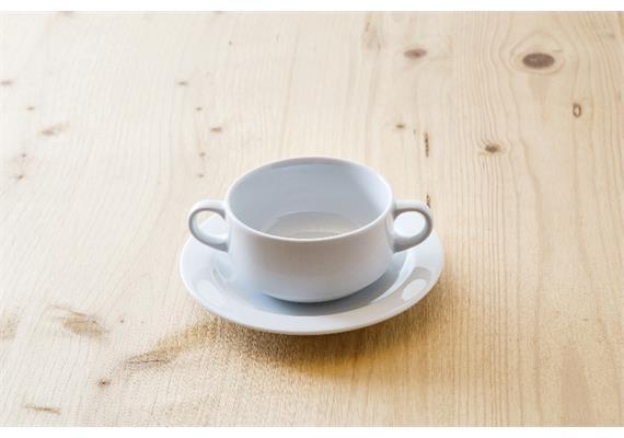 Unterteller Suppe/Kaffee Meran 16cm