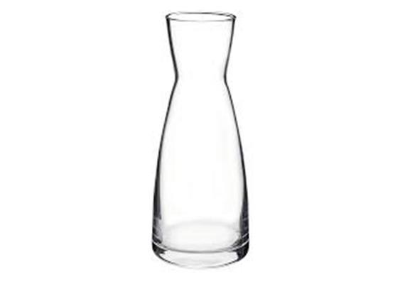 Wasser- Weinkaraffe Glas 1Lt. (Nr. 21)